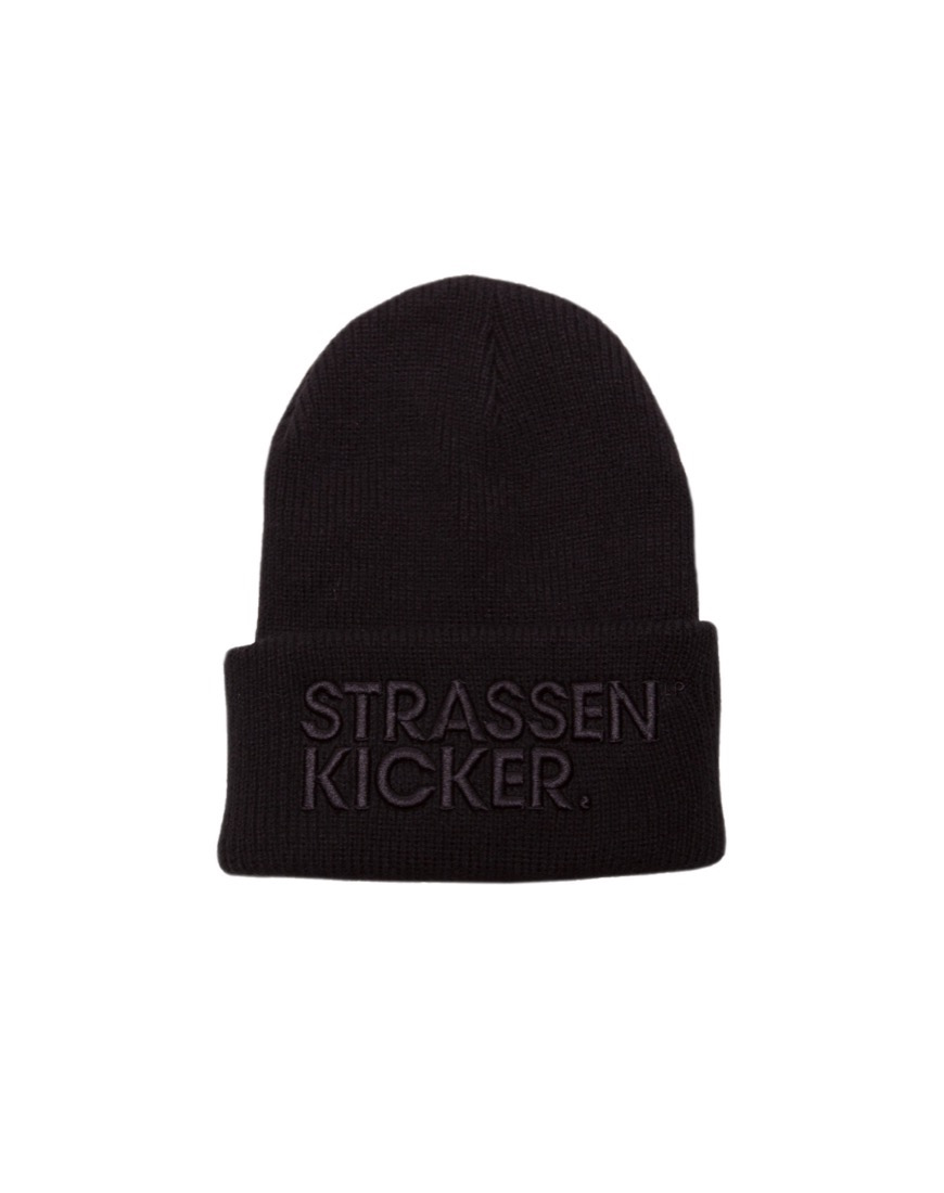 mütze_schwarz_strassenkickerschwarz