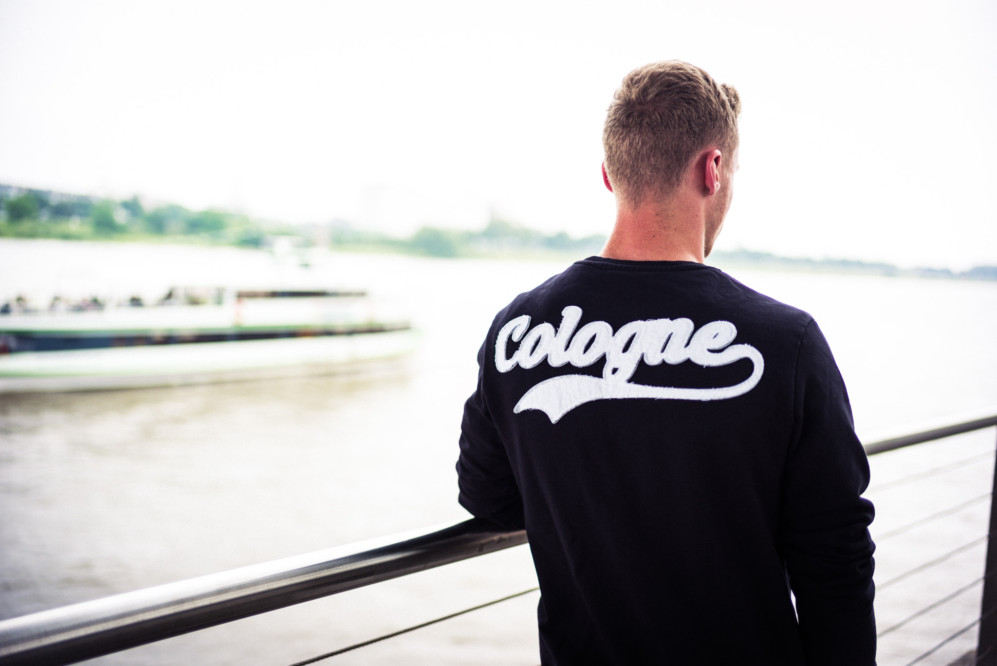 Cologne Sweater